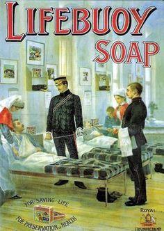Lifebuoy Soap Ad.