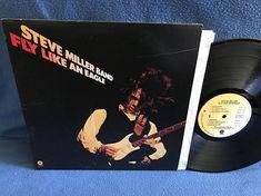 Vintage Steve Miller Band  Fly Like An Eagle