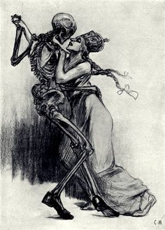 death becomes her-- would be a fantastic tattoo <33 I would totally get it