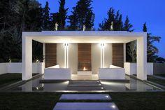 KREON l Private villa Cannes #Kreon #lighting #hospitality #interiordesign #architecture #DSALighting