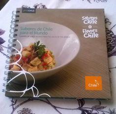 Sabores de Chile, recetas típicas chilenas