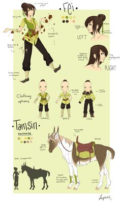 Legend of Korra OC: Fei Cheng by *Fujinai Some of these fanmade characters are pretty wicked cool.