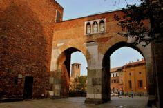 Pusterla di Sant'Ambrogio - Milan 1171