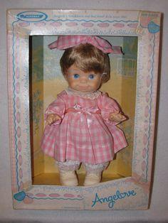 Dolls & Bears Dolls Methodical Old Doll