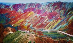 18 incredible photos of the most surreal landscapes on the planet - six-two by Contiki