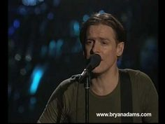 Bryan Adams - Heaven, Acoustic Live Anniversary of Reckless 80s Music, Music Mix, Music Love, Music Is Life, Love Songs, Rock Music, Bryan Adams, Kingston, Mtv