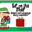 Are you reading Elf on the Shelf with your students or children? Use these activities to increase speech and language skills while having fun with ...
