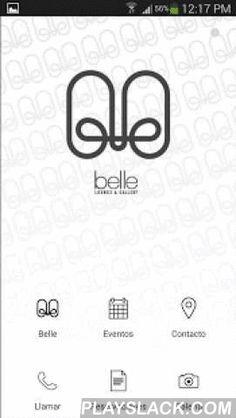 Belle Lounge & Gallery  Android App - playslack.com , Te presentamos el APP del club más exclusivo e innovador del país, dedicado a ofrecer la mejor experiencia del nigthlife.La atención al cliente es totalmente personalizada con el fin de que la experiencia sea inolvidable y acogedora.Con una ubicación envidiable, su estructura física cuenta con dos pisos, elevador, dos terrazas, su decoración es 100% vanguardista y pretende ser un pilar para nuevos talentos nacionales e internacionales.En…