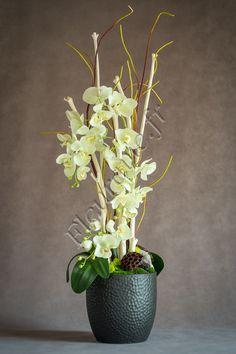 Création florale artificielle haut de gamme www.fleuravie.fr