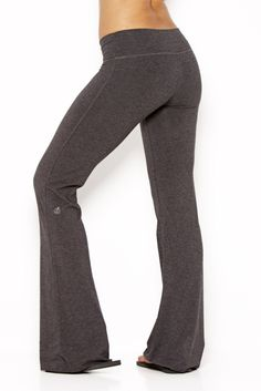 Oh. my. yoga pants. if you don't own a pair of these already, i suggest you go out and purchase a pair immediately. you can thank me later.