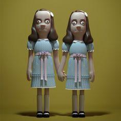 Bem Legaus!: Bonequinhos de Terror