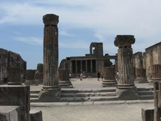 Pompei-Campanië