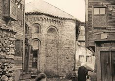 Toklu Dede Mescidi / Ayvansaray Public Square, Harbin, Old Photos, Mount Rushmore, Istanbul, Louvre, Mountains, Landscape, Building