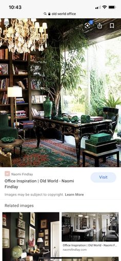 Traditional House, Home Office, Home Offices, Office Home