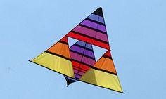Pyramid Box Kite at WindPower Sports Kites