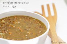 Cocina Light, Love Eat, Soup And Salad, Healthy Recipes, Fast Recipes, Healthy Food, Vegetable Recipes, Clean Eating, Vegan