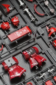 Painted Build: FG 1/144 MS-06S Char's Zaku II - Gundam Kits Collection News and Reviews