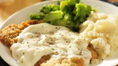 Paula Deen's Chicken-Fried Steak With Cream Gravy | The Dr. Oz Show
