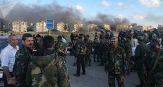 Ο Συριακός στρατός κατέλαβε πλήρως το Ντέιρ Εζόρ.