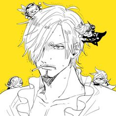 Sanji Vinsmoke Reiju Ichiji Niji Yonji Vinsmoke Family One Piece One Piece Series, One Piece 1, One Piece Anime, Anime Lineart, Sanji One Piece, One Piece Drawing, One Piece Funny, Sanji Vinsmoke, One Piece Images