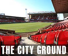 The City Ground.