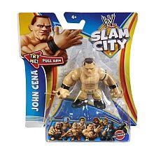 WWE - Figura Slam City - John Cena