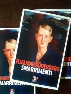 Le copie di #Smarrimenti di Hjalmar Söderberg sono arrivate in redazione e non riusciamo proprio a staccare gli occhi di dosso dal volto in copertina. Ci siamo smarriti nell'autoritratto di Herbert von Reyl-Hanisch!