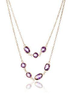 Montage Jewelry 14K Rose Gold-Plated CZ Amethyst Necklace, http://www.myhabit.com/redirect/ref=qd_sw_dp_pi_li?url=http%3A%2F%2Fwww.myhabit.com%2F%3F%23page%3Dd%26dept%3Dwomen%26sale%3DA146QG3L9PV92I%26asin%3DB00ESAP19I%26cAsin%3DB00ESAP19I