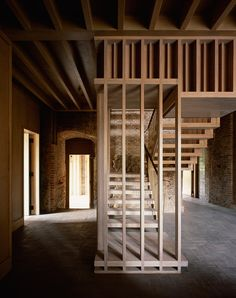 Astley Castle / Witherford Watson Mann Architects