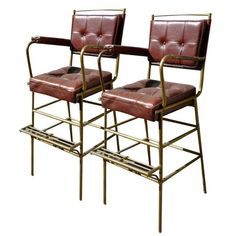 Image result for FRENCH IRON BAR STOOLS MATHIEU