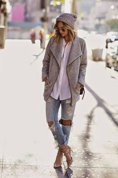 Grey Woolen Jacket  # #Late Afternoon #Winter Trends #Fashionistas #Best Of Fall Apparel #Jacket Woolen #Woolen Jackets #Woolen Jacket Grey #Woolen Jacket Clothing #Woolen Jacket 2014 #Woolen Jacket Outfits #Woolen Jacket How To Style