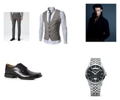 """""""Lumos/Nox"""" by pepper2good4u on Polyvore featuring TheLees, Raymond Weil and Clarks"""