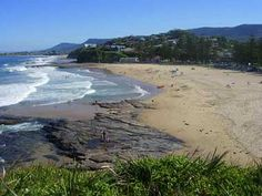 Another view of Austinmer Beach, somewhere I love & don't get to as often as I'd like