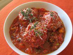 Turkey Meatballs #myplate #protein
