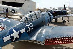 Van Gilder Aviation Photography, QB-36- SBD Dauntless