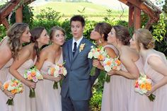 Wine Country Wedding by Anne Schillings Photography :: On The Go Bride