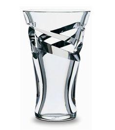 Baccarat Tornado vase.