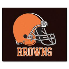 Men's Cleveland Browns Nike Brown Practice Performance Pullover Hoodie