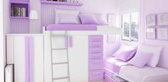 architecture and design bedroom for teens - Google Search I want my room to look like this