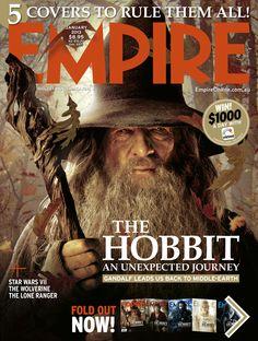 Empire January 2013 (Gandalf)