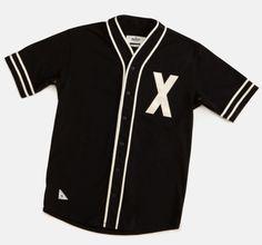 Malcolm X baseball jersey