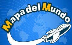 MAPA DEL MUNDO « RECURSOS PARA NUESTRA CLASE Geografía online muy chulo