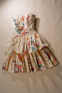 A Rainbow Brite DRESS! ambriel floyd