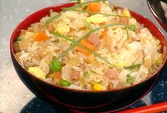 Fried Rice recipe from Food Network Kitchen via Food Network