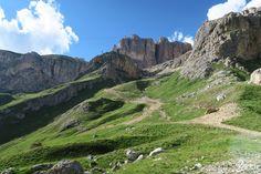 Dolomiti, Via Ferrata Cesare Piazzetta, Piz Boe m), Sella Group Nature Photography, Group, Mountains, Travel, Viajes, Nature Pictures, Destinations, Traveling, Trips