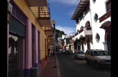 Downtown Manzanillo
