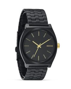 Nixon The Time Teller Watch, 47 3/4mm | Bloomingdale's