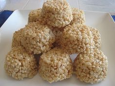 Allergen-Free Marshmallow Crispy Treats