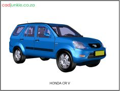 CAD Format: AutoCAD 2013 Block Type: 3D Mesh Units: mm Description: Honda CRV Autocad, Honda Crv, 3d Mesh, 3d Cad Models, Cad Blocks, 3 D, Type, Vehicles, Car