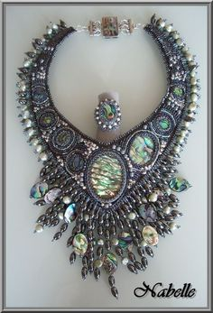 Loving the Abalone and Pearls